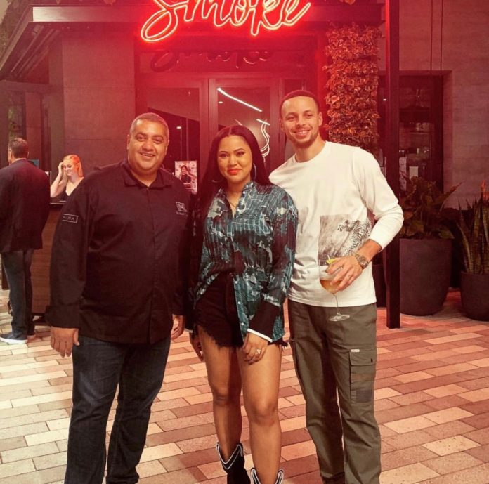 Stephen Curry And Ayesha Curry Interview: Ayesha Curry Opens 3rd Restaurant, International Smoke