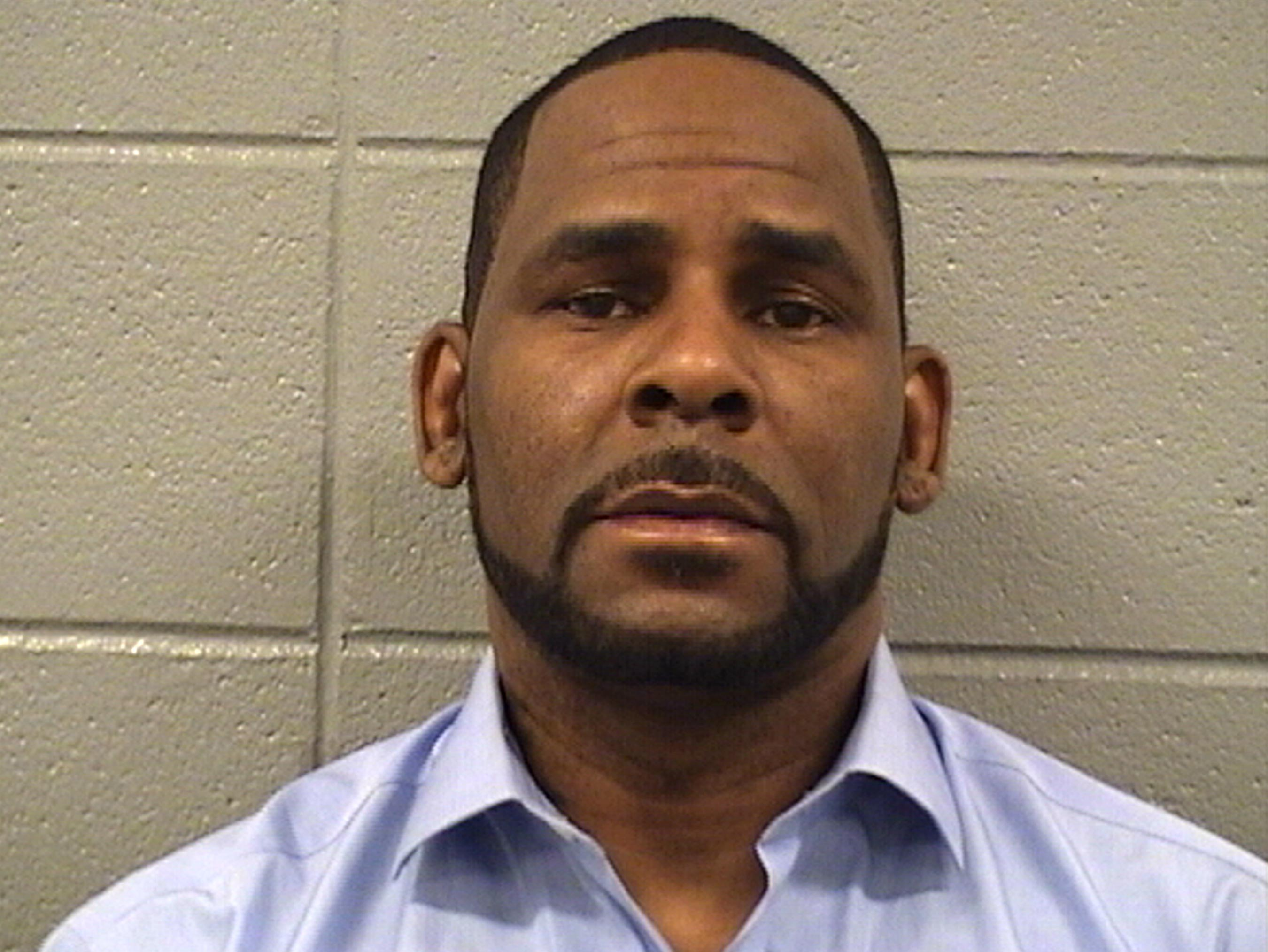 R. Kelly Speaks After Unknown Donor Posts $161K In Back Child Support