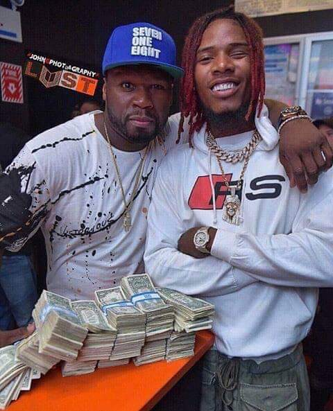 50 Cent Explains Why Fetty Wap