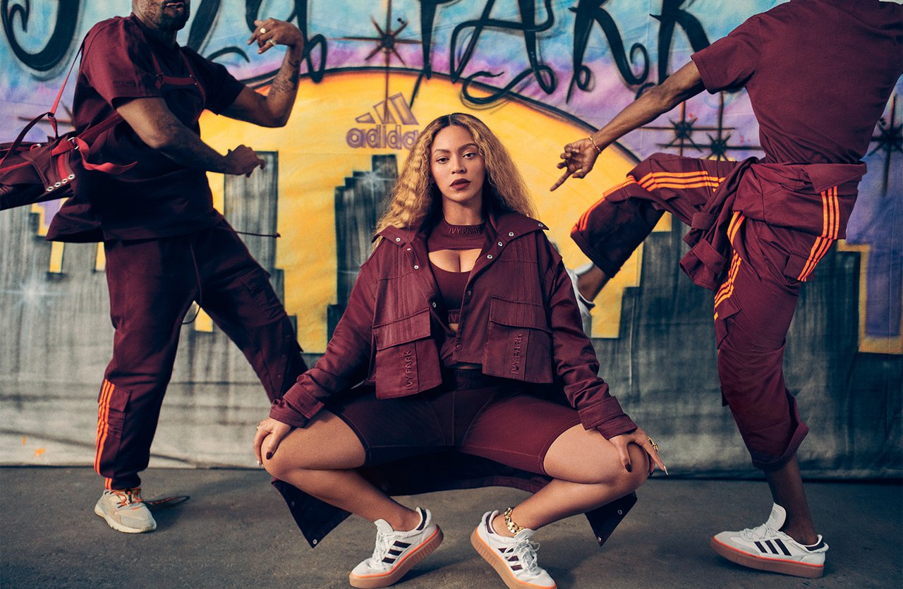 Beyonce Surprises Celebrity Friends With Ivy Park X Adidas